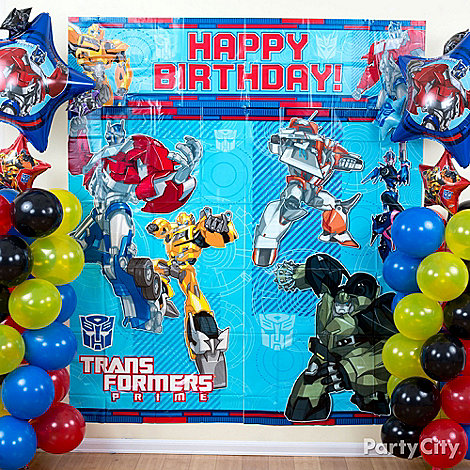 Transformers Party Ideas Guide - Party City