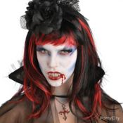 Vampire Vixen Makeup How-To