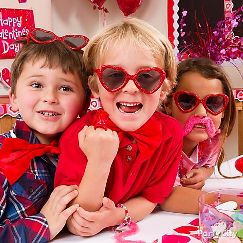 Valentine s day school party ideas lifestyle tweets for Valentine party crafts for school