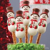 Snow Yummy North Pole Friends Christmas Treats
