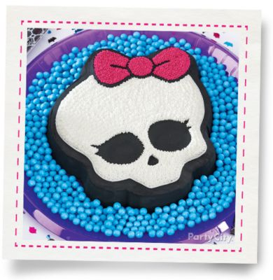 Monster High Cake Decorations Canada