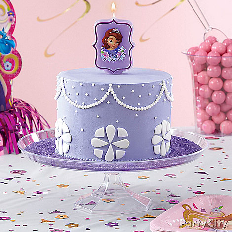 Sofia the First Ideas: Food