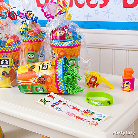 Yo Gabba Gabba Party Ideas Guide - Party City