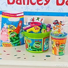 Yo Gabba Gabba Party Favor Ideas