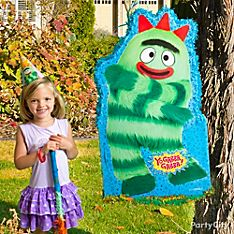 Yo Gabba Gabba Party Games & Activity Ideas