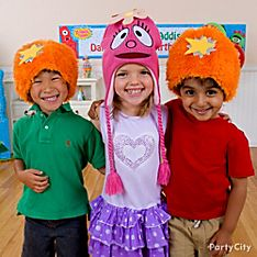 Yo Gabba Gabba Party Dress-Up Ideas