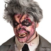 Gory-Good Zombie Makeup How-To