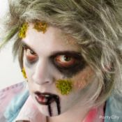 Zombie Makeup How-to Guide