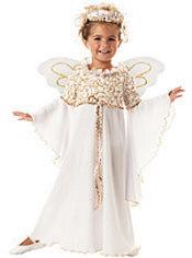 Girls Darling Angel Costume