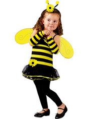 Toddler Girls Honey Bee Costume