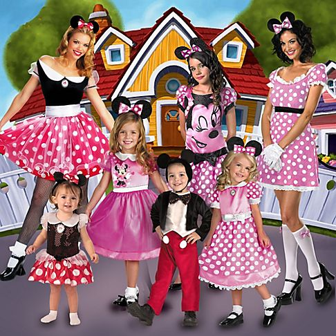 Pink Party Dress on Disney Costume Ideas And Dress Up Gallery   Party City