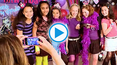 freaky fabulous monster high party ideas see how one mom
