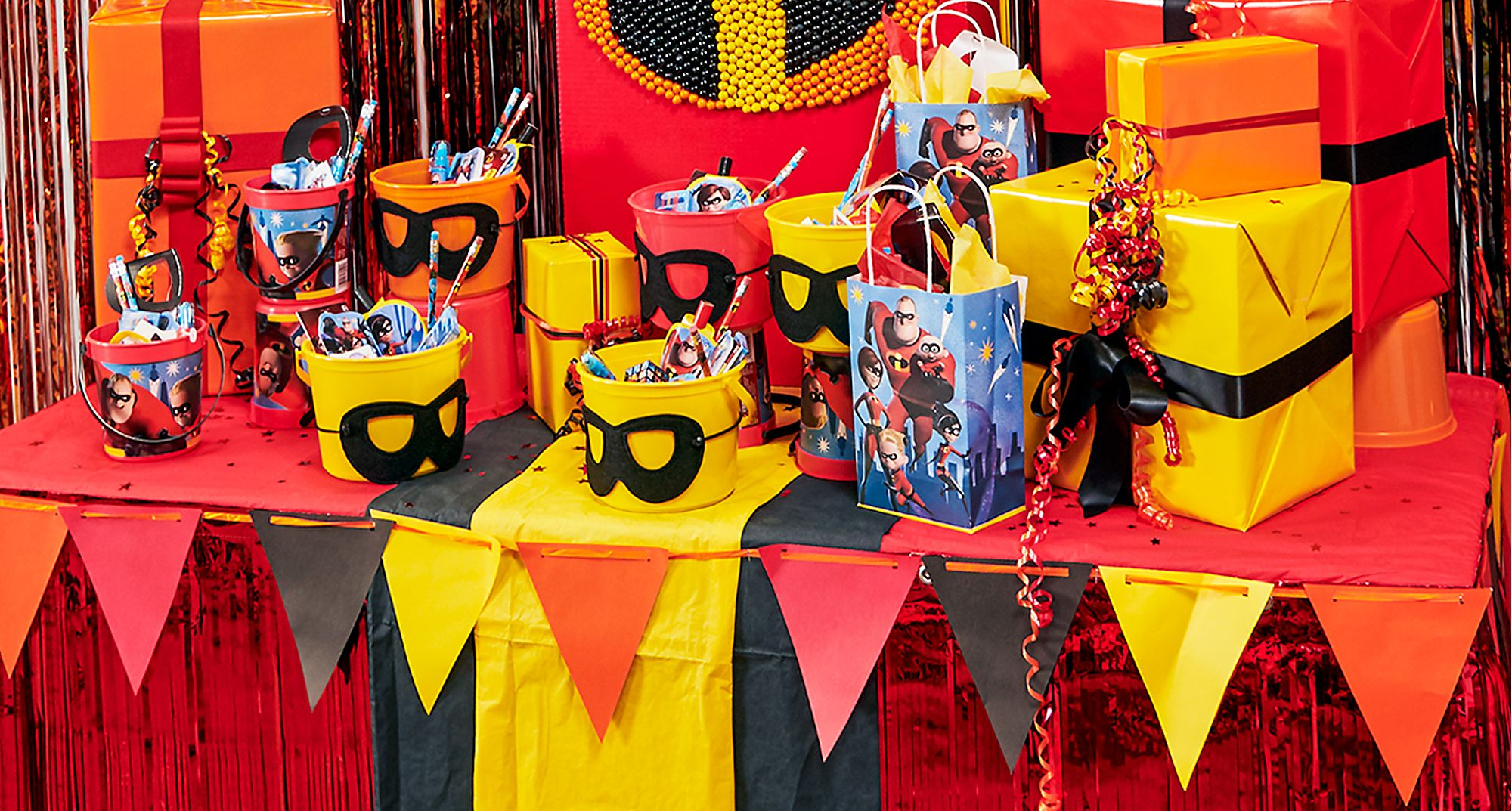 07fe62e92c The Incredibles 2 Party Ideas | Party City