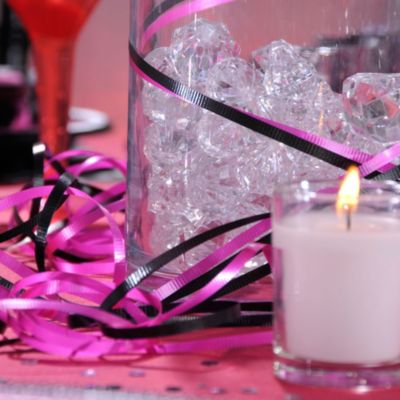 Sassy PinkBlack Bachelorette Party Decoration IdeasParty City