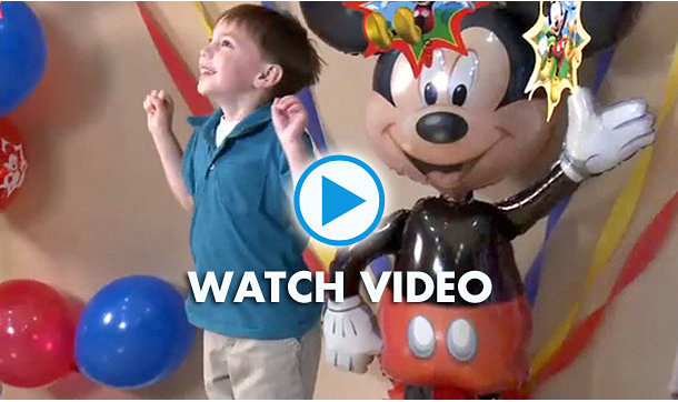 Mickey Mouse Birthday Party Ideas City