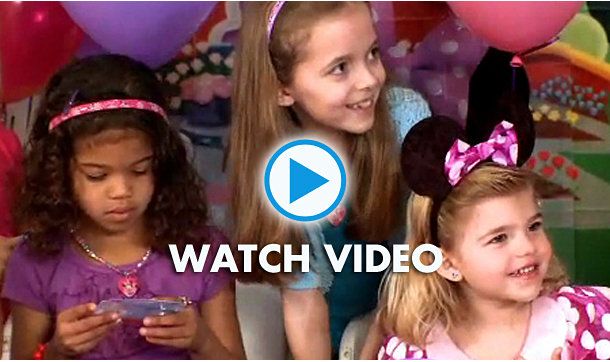Minnie Mouse Party Ideas Video