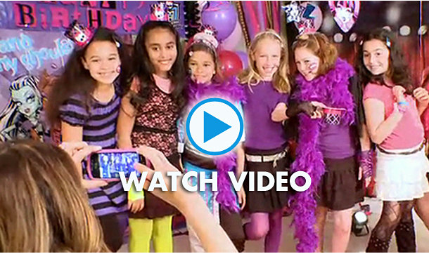 Monster High Party Ideas Guide - Party City