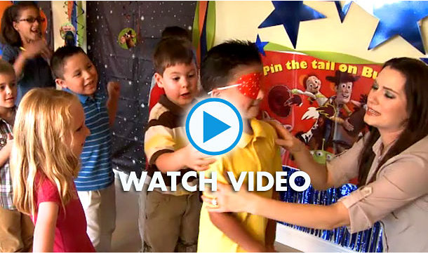Toy Story Party Ideas Video