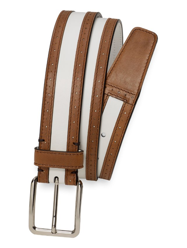 Baldwin Leather Belt