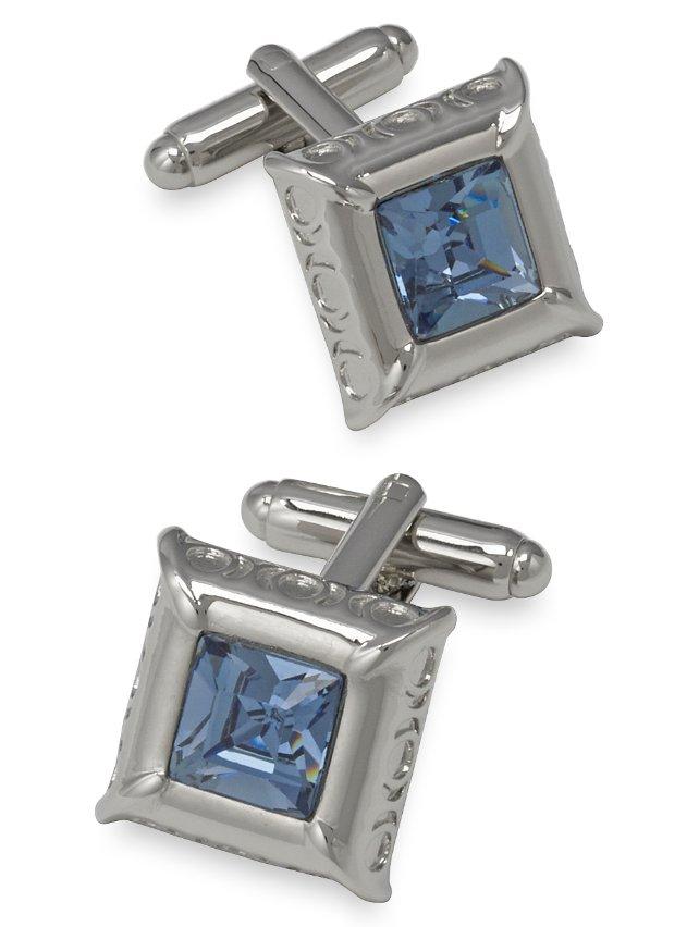 Crystal Square Cufflink
