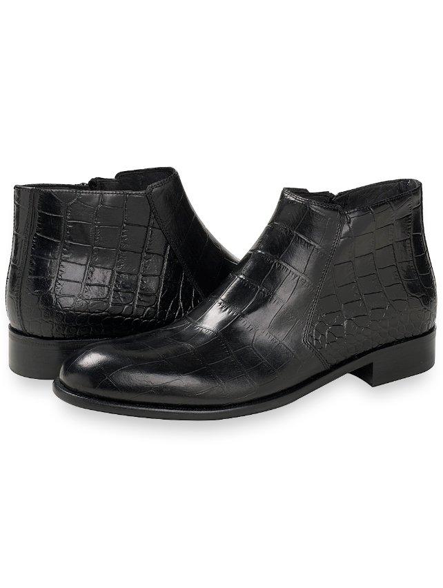 Devon Side Zip Boot