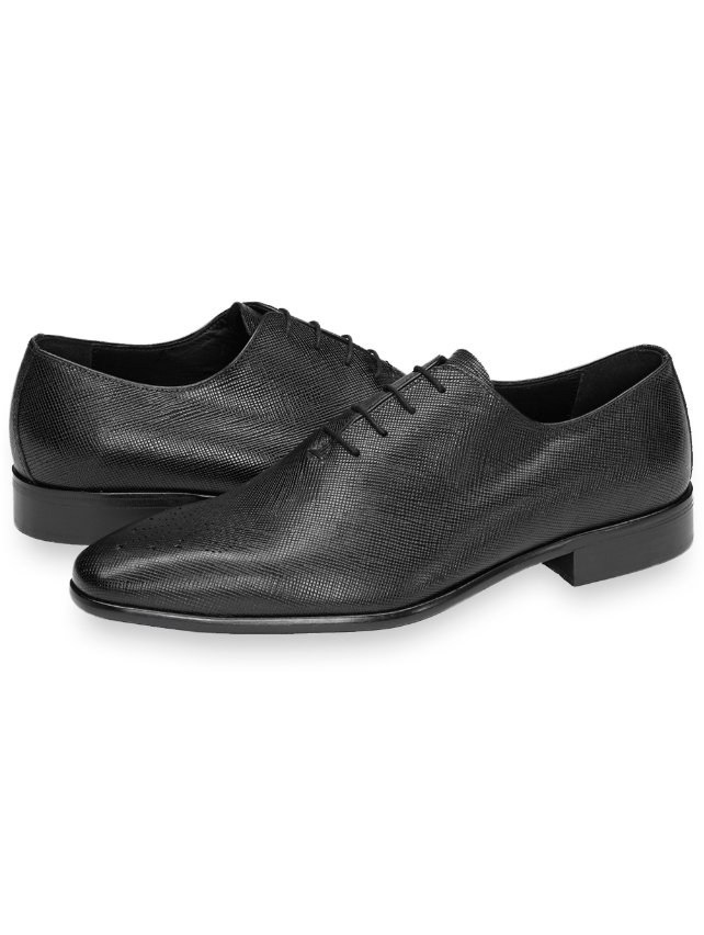 Keaton Embossed Oxford