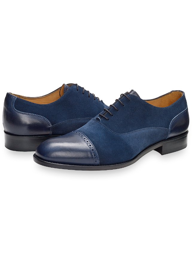 Roland Cap Toe Oxford