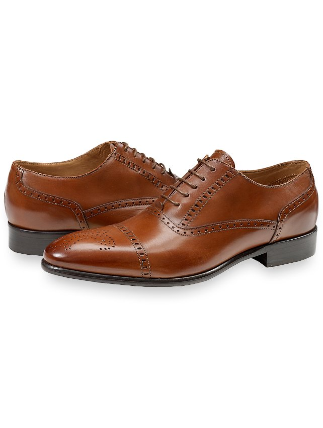 Greyson Cap Toe Oxford
