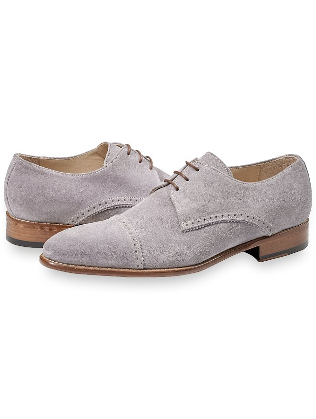 Luther Cap Toe Derby