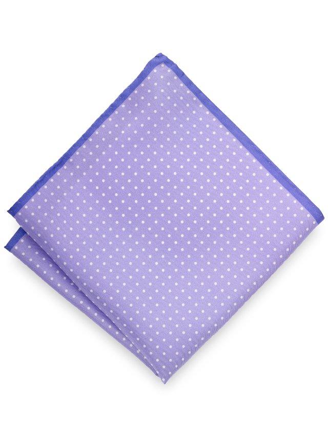 Silk Dot Pocket Square