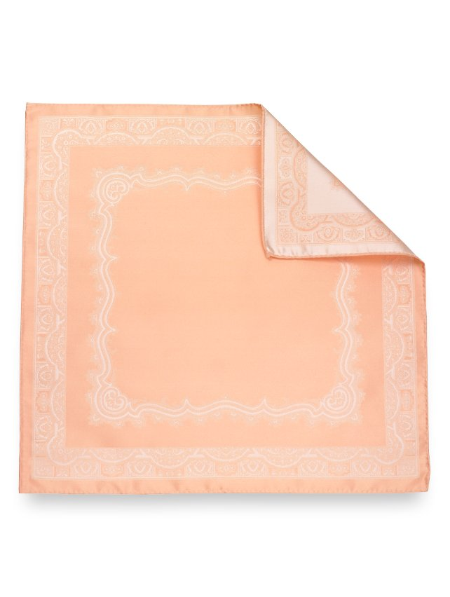 Italian Medallion Pocket Square