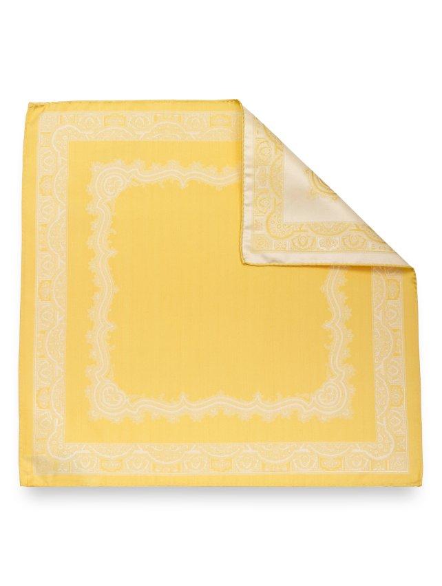 Italian Medallion Pocket Square