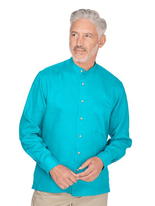 Linen Solid Sport Shirt