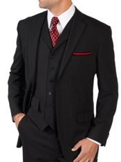 100% Wool Single Breasted Suit Separates, All items sold Separately