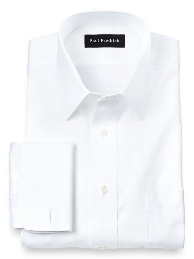 Dress Shirts. We're confident the moment you put one on, you'll see and feel the comfortable difference of a finely tailored dress shirt. Browse our extensive collection of men's dress shirts to find styles you want and choose from a wide selection of details to punctuate your personal style.