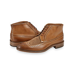 Hawthorne Wingtip Boot $180.00 AT vintagedancer.com
