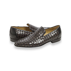 Asher Woven Loafer $190.00 AT vintagedancer.com