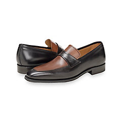 Mens Vintage Style Shoes| Retro Classic Shoes Kennan Loafer $180.00 AT vintagedancer.com
