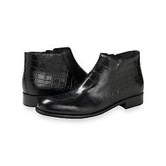 1960s Mens Shoes- Retro, Mod, Vintage Inspired Devon Side Zip Boot $200.00 AT vintagedancer.com