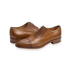 Reid Cap Toe Oxford $210.00 AT vintagedancer.com