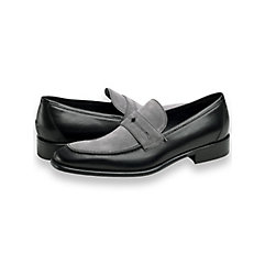 George Penny Loafer $230.00 AT vintagedancer.com