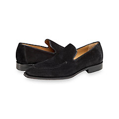 Mitchell Plain Toe Loafer $160.00 AT vintagedancer.com