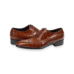 1940s Style Mens Shoes Clint Wingtip Oxford $160.00 AT vintagedancer.com