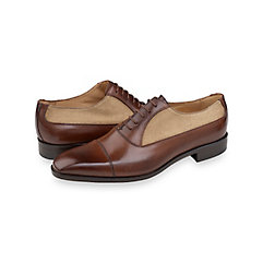 Jameson Cap Toe Oxford $250.00 AT vintagedancer.com