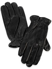 Leather Gloves with SensorTouch® Technology for Smartphone Touch Screens
