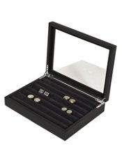 Cufflink Collector Case