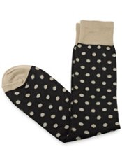 Pima Cotton Dot Sock