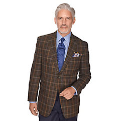 1960s Style Mens Suits- Skinny Suits, Mod Suits, Sport Coats Pure Wool Sport Coat $144.00 AT vintagedancer.com
