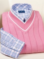 Real Men Wear Pink | The Paul Fredrick Blog