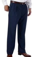 Italian Premium Wool Pleated Front Pants